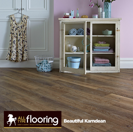 Karndean Flooring Vinyl Floor Tile Fitting In Gravesend Kent